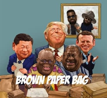 Sarkodie ft manifest - brown paper bag mp3